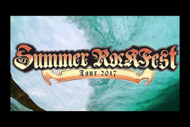 summer rock fest tour