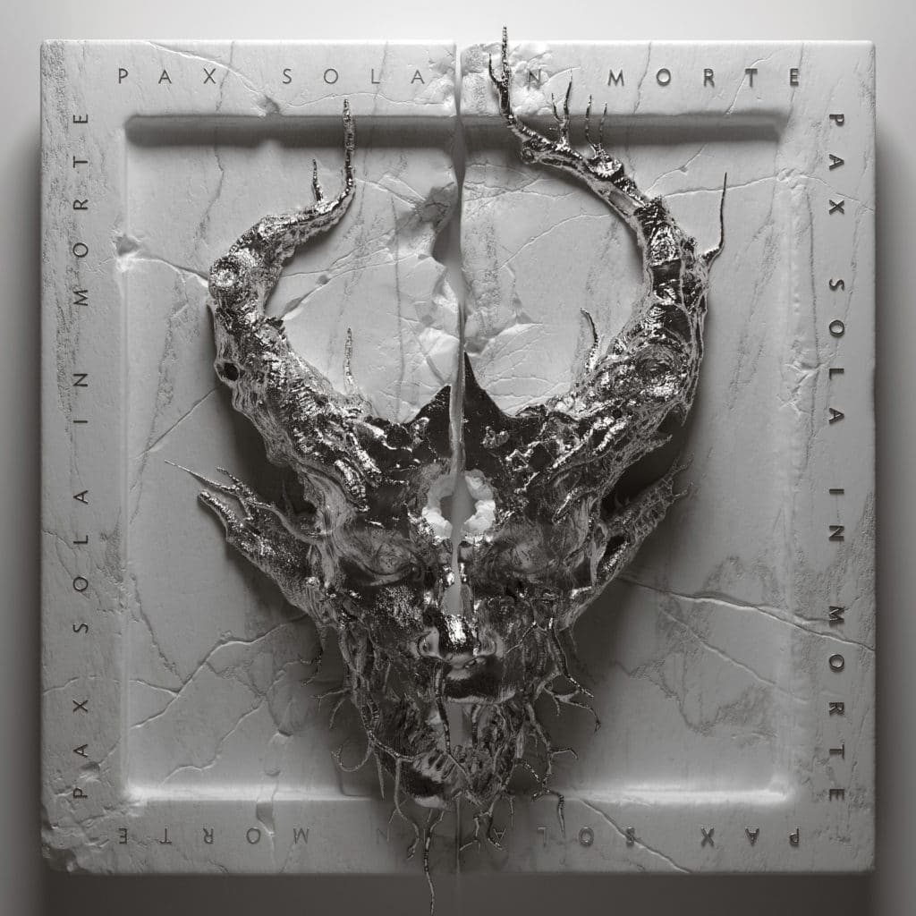 Demon Hunter, peace, album cover