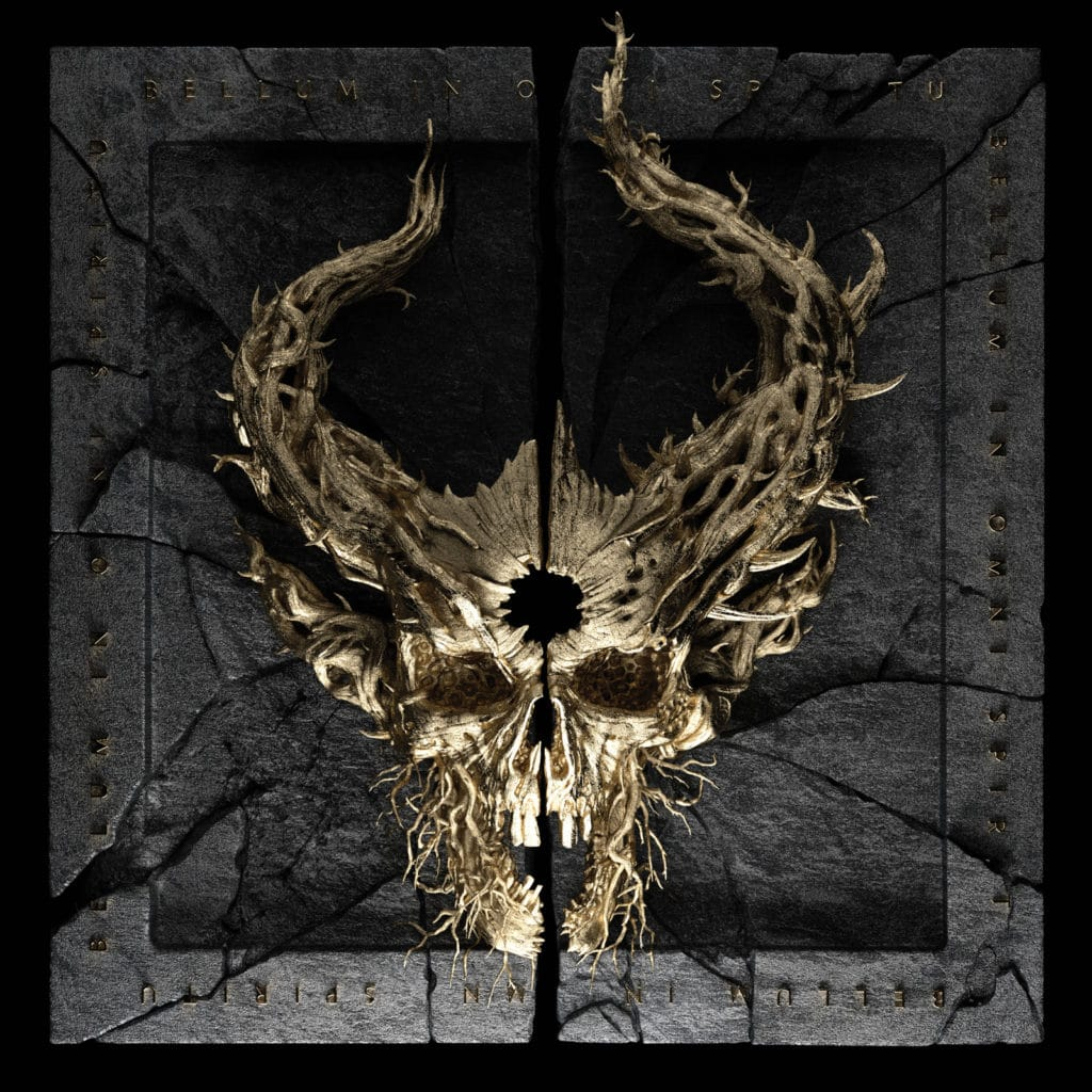 Demon Hunter, war, album cover
