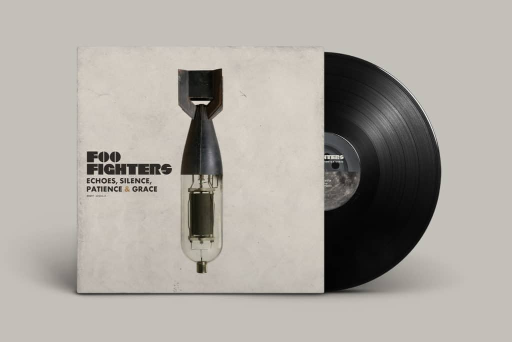 Foo Fighters, album art, Invisible Creature Studio